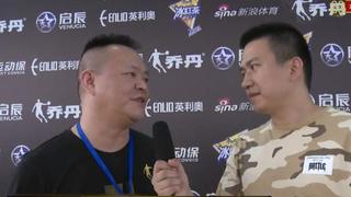 杨磊:乔丹与3X3助力全民健身