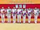 蹦床队举行世界冠军登榜仪式 高磊:每年都要加星