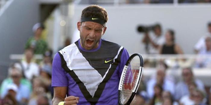 迪米三盘淘汰澳洲新星 首进美网八强将战费德勒