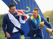 莱德杯11名欧洲队球手和5位世界排名前六亮相佘山