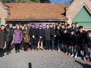 中国驻阿根廷大使看望北体大青少年球员 1新星瞩目