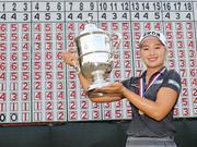 女子世界排名:李晶恩升至第五 刘钰首次突破前40