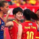 中國女曲4比0擊敗美國 獲奧運預選賽主場優勢