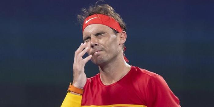 ATP杯纳达尔不敌戈芬 16年来首次在团体赛输球