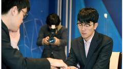韩围棋电视台:安国铉毕竟是人 最终难免失误