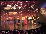 意大利女排获国内最佳团队奖 埃格努无缘佳女