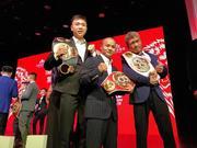 徐灿忘了圣克鲁兹瞄准威灵顿 真的要打WBA/IBF统一战?