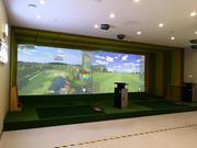 三层1300平方米 武汉海虹悦享高尔夫球馆盛大开业