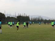 沪媒:申花抵达苏州开始封闭集训 将与绿城热身