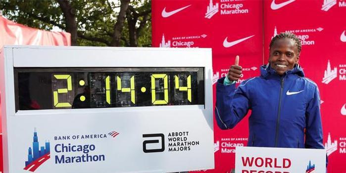男子半马纪录+女子全马纪录+破2 疯狂的马拉松赛季