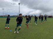 绿城计划3月15日回国 还在等待新赛季中甲开赛时间