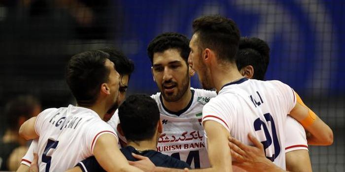 奧運資格賽伊朗男排3-0墨西哥 將戰勁敵俄羅斯隊
