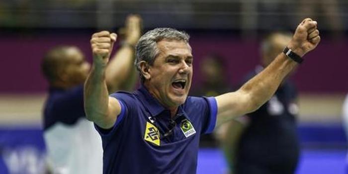 巴西女排主教练展望东京奥运 逐一分析对手特点