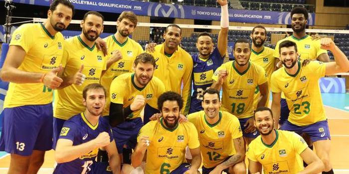 奥运资格赛巴西3-0完胜 索科洛夫28分保加利亚过关