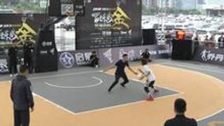 中国第一女街球手!你防得住吗?