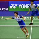 中国香港公开赛何济霆/杜玥2-0晋级混双决赛