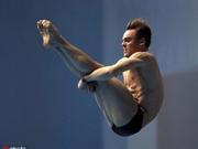 一人对抗中国五代选手 戴利仍是中国跳水头号强敌