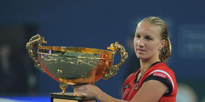 库兹娃收获单打外卡 中网大满贯单打冠军达14人