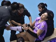 世联总决赛巴西女排遭受重创 接应坦达拉将缺席