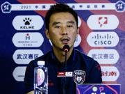 杨昊:近期成绩还算稳定 球队在正确路上前进