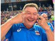 国际排联对做争议性动作教练开出罚单:停赛3场