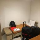趙睿曬出亞運會宿舍照片 房間簡陋牀非常迷你