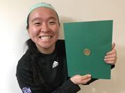 美籍华裔球员陈颖获奥古斯塔女子业余锦标赛资格