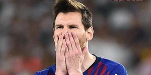 这样的巴萨下赛季也没救 梅西又得白搭一年