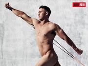科普卡揭秘球场裸拍经历 教练在一旁偷窥偷笑(图)