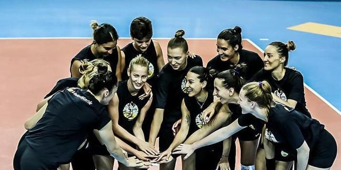 土耳其女排联赛星光熠熠 瓦基弗携三大豪门开练