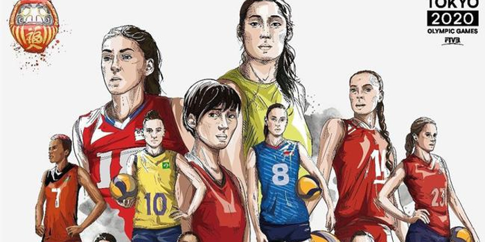 东京奥运会女排项目完整版赛程 8月9日决出金牌