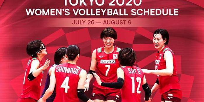 东京奥运会赛程对中国女排利好 黄金时间战意大利