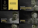 法国足球科帕奖10人候选:格林伍德佩德里在列