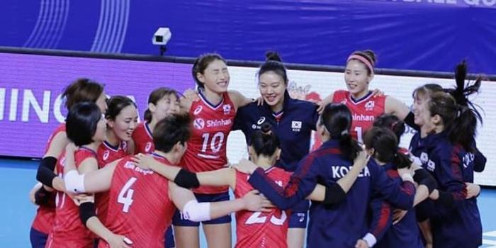 女排亞錦賽韓國女排14人名單 金軟景率隊爭首冠