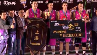 上海绝杀卫冕冠军河北!独享62万
