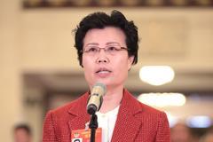 冬奥组委体育部副部长王艳霞 让冬奥筹办造福民生