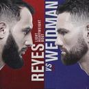 UFC on ESPN 6:韋德曼升重首秀戰不敗新星雷耶斯
