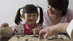 围棋培养孩子肚量 学会面对输才能感受围棋的乐趣