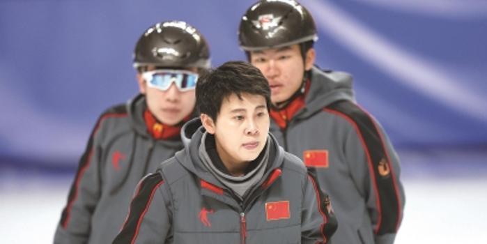 """率队夺世界杯盐湖城站2金 王濛""""回娘家""""这半年"""