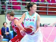 防守失血进攻来补 北京女篮打出团队篮球样子
