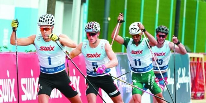 平昌冬奥会三金得主北京参赛:需要天赋更需要努力