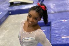 美国公布体操世锦赛名单 拜尔斯领衔华裔冠军落选