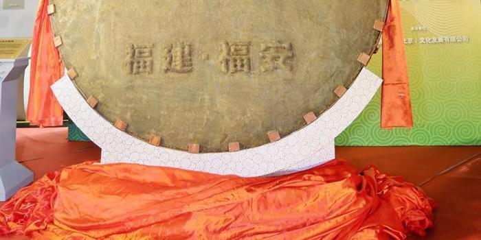 北京奥林匹克塔迎国内最大红茶饼 传播空间同日启用