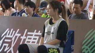 上海站最美女球员