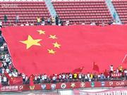 为国庆献礼!中甲贵州主场万人齐唱我和我的祖国