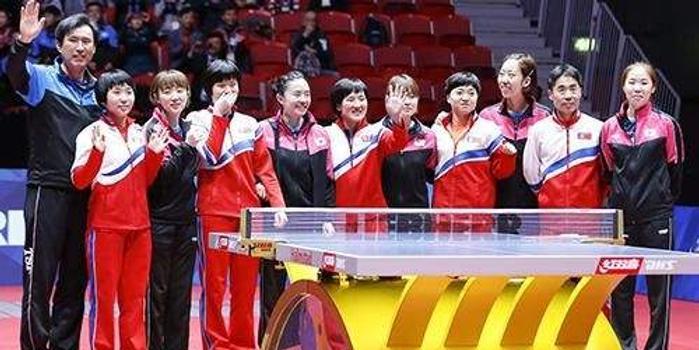 不是團體而是混雙!朝韓聯隊渴望出戰東京奧運會