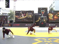 视频-3x3厦门站啦啦操 gravity crew嘻哈风点燃激情