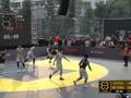 视频-3x3黄金联赛厦门狮子王空切  巧妙助攻上篮得分