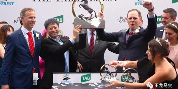 【紅達時】再次代表中國玉龍征戰全球最貴草地賽