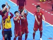 中国5:3缅甸获首场胜利 结束5人制亚锦赛之旅